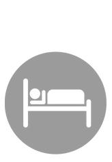 Icon dormir