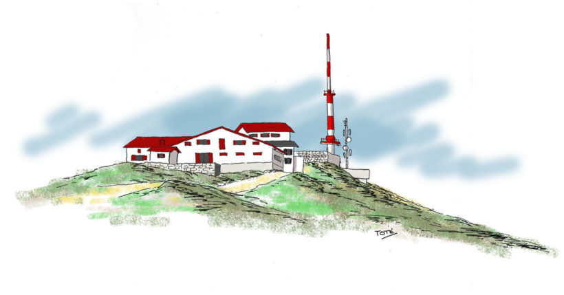 Monte Larrún / La Rhune