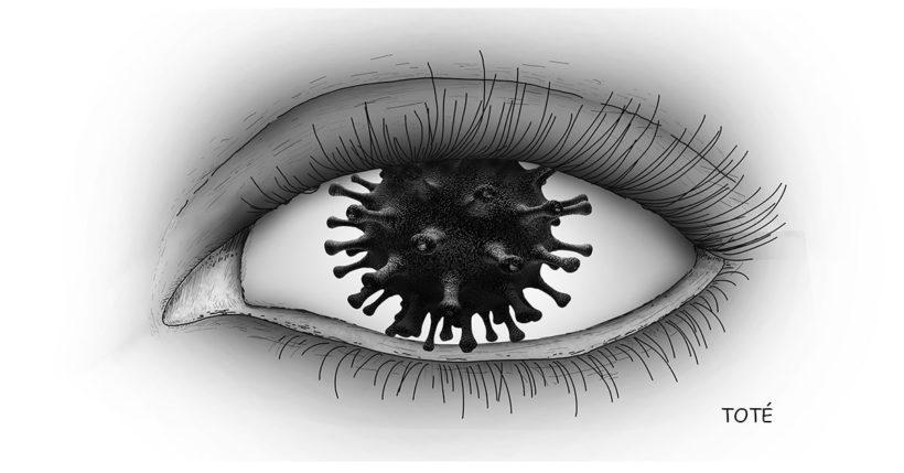 El Gran Hermano coronavirus que todo lo ve